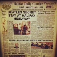 The Beatles Holdsworth House hotel