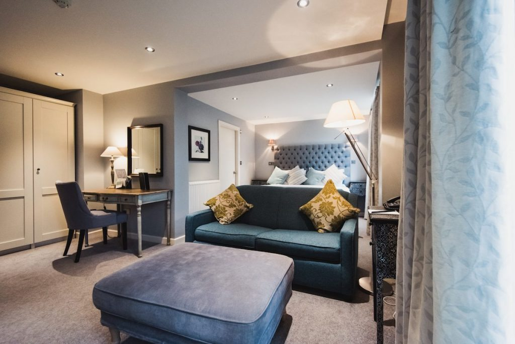 Executive Suite at Holdsworth House Hotel
