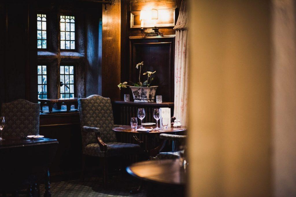 Hotel Halifax restaurant at Holdsworth House