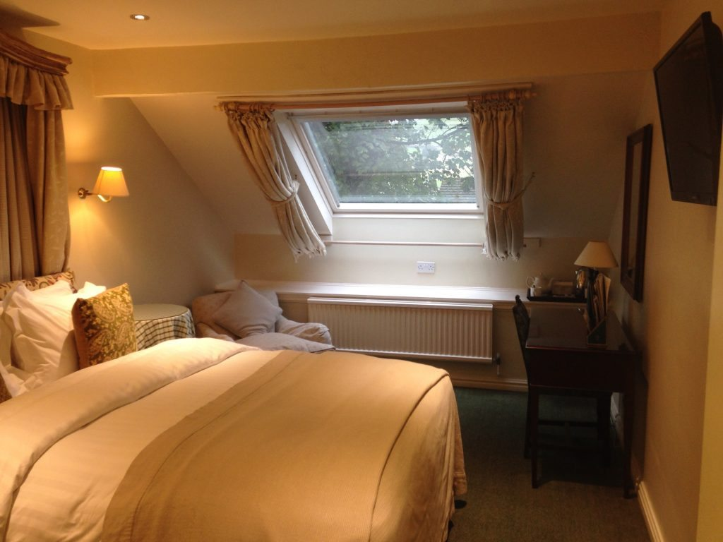 House double room Holdsworth House
