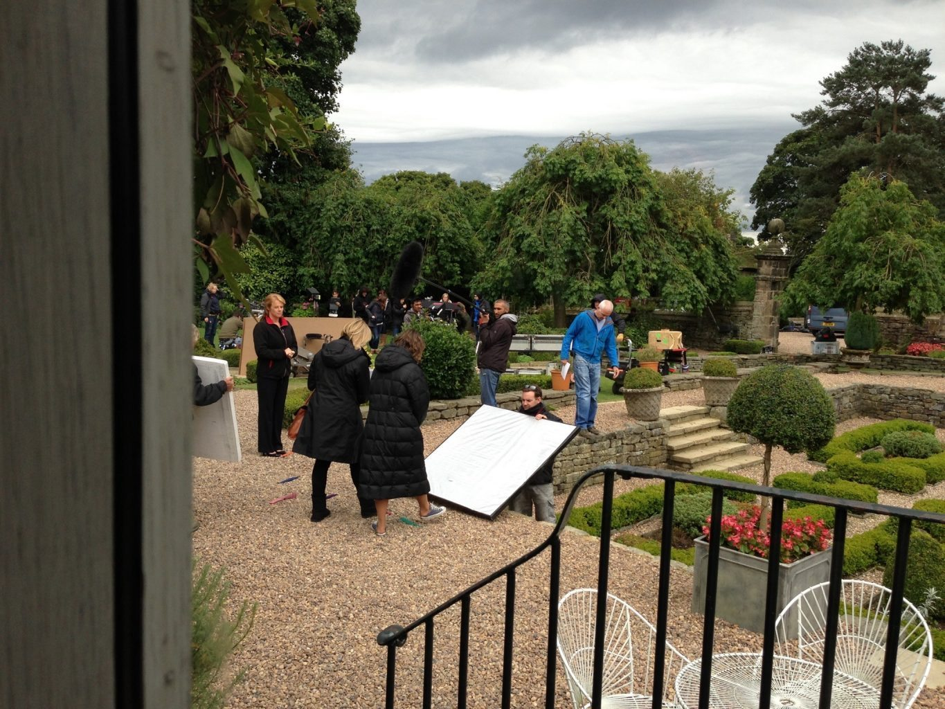 Meeting and film venue Holdsworth House