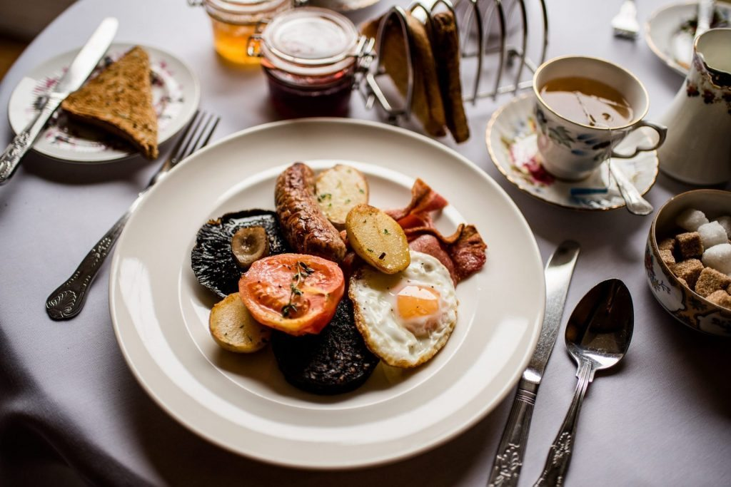 Full Yorkshire breakfast included in all rates
