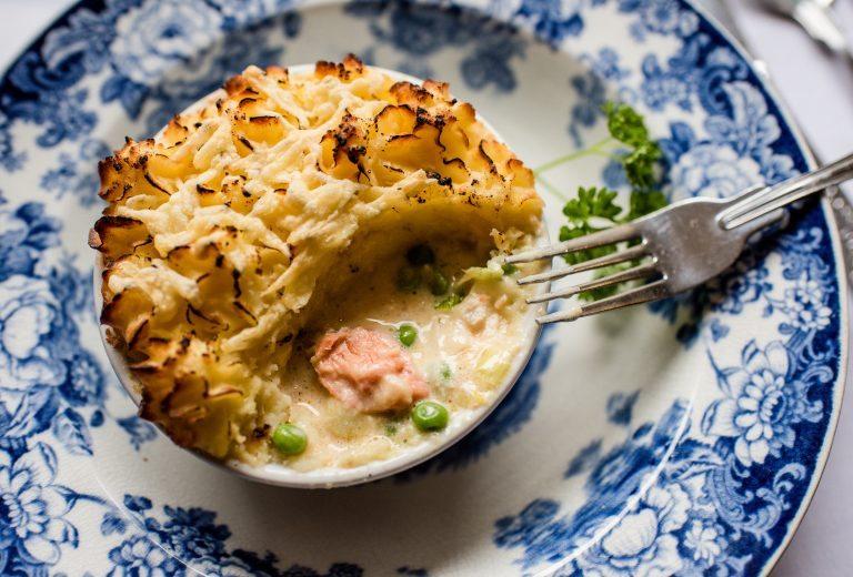 Holdsworth House Fish Pie