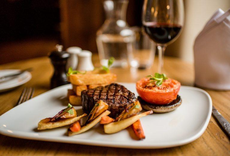 Steak restaurant halifax lunch offer
