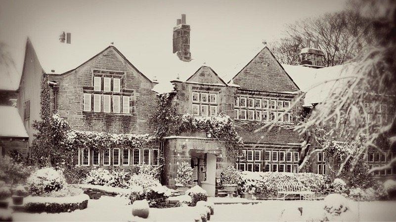Winter wedding venue West Yorkshire