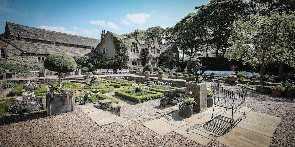 Outdoor wedding venue west yorkshire