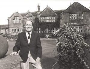 Holdsworth House Freddie Pearson