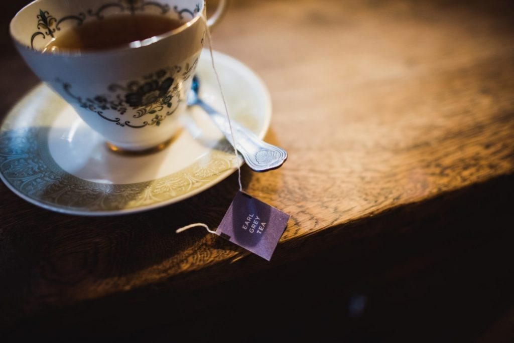Taylors of Harrogate tea Holdsworth House hotel