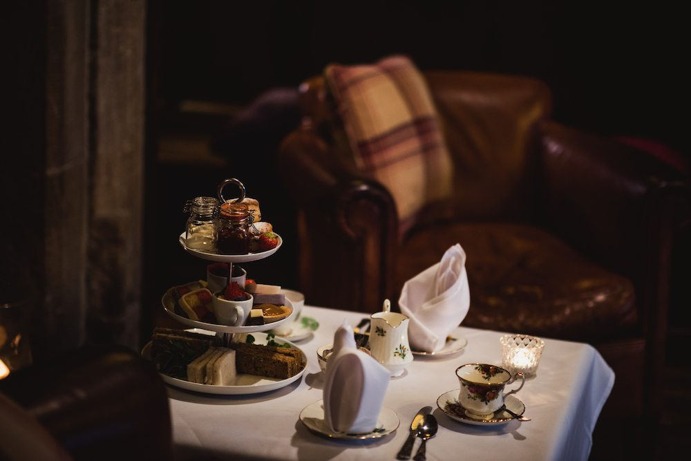 Afternoon tea gift voucher Holdsworth House