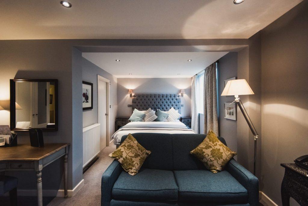 Luxury Hotel Suite Romantic Break Yorkshire