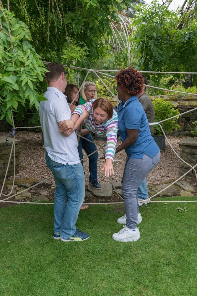 Holdsworth House team building activities