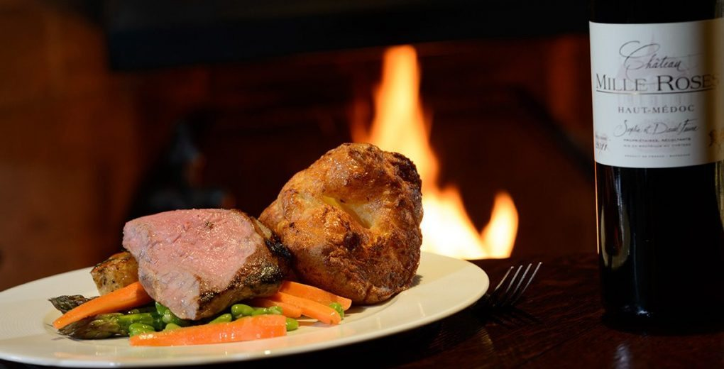 Sunday Lunch voucher at Holdsworth House