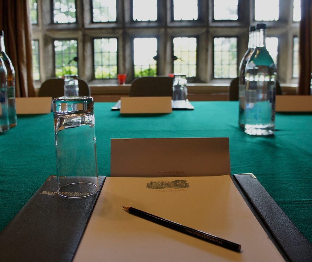 meetings and conference venue Halifax Holdsworth House