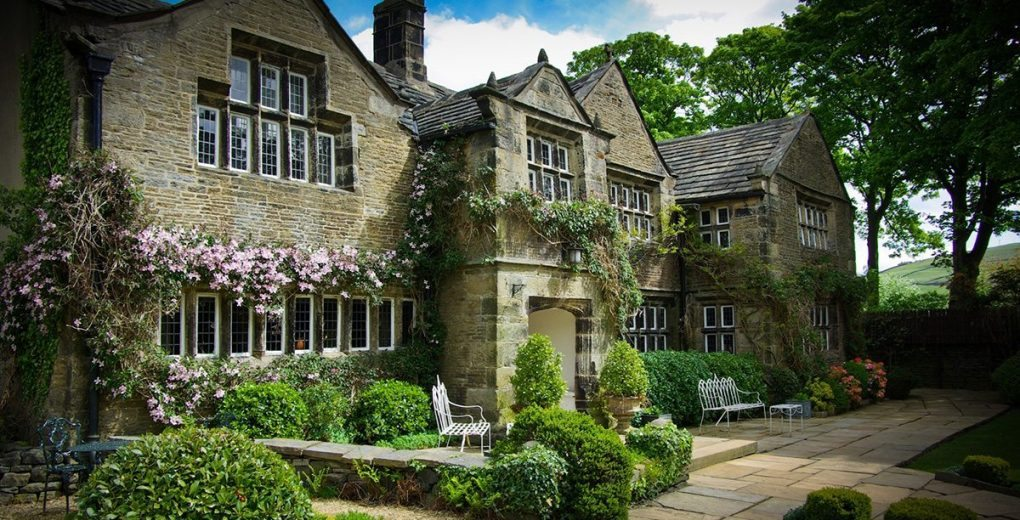 Hotel gift voucher at Holdsworth House