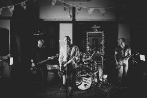 Wedding band Holdsworth House Yorkshire