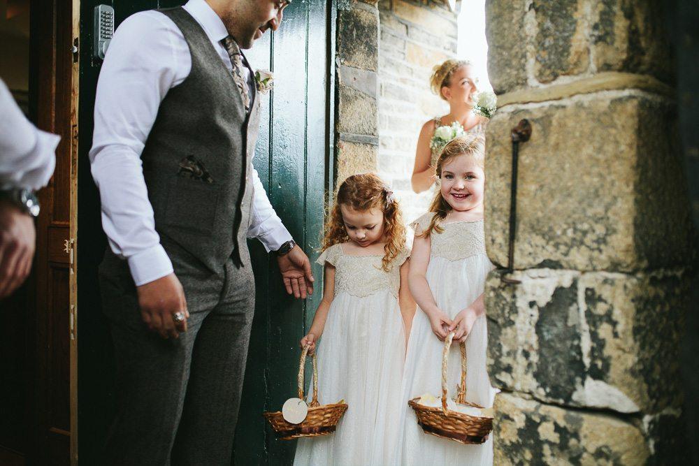 Tim Dunk Photography bridesmaids at Holdsworth House wedding venue