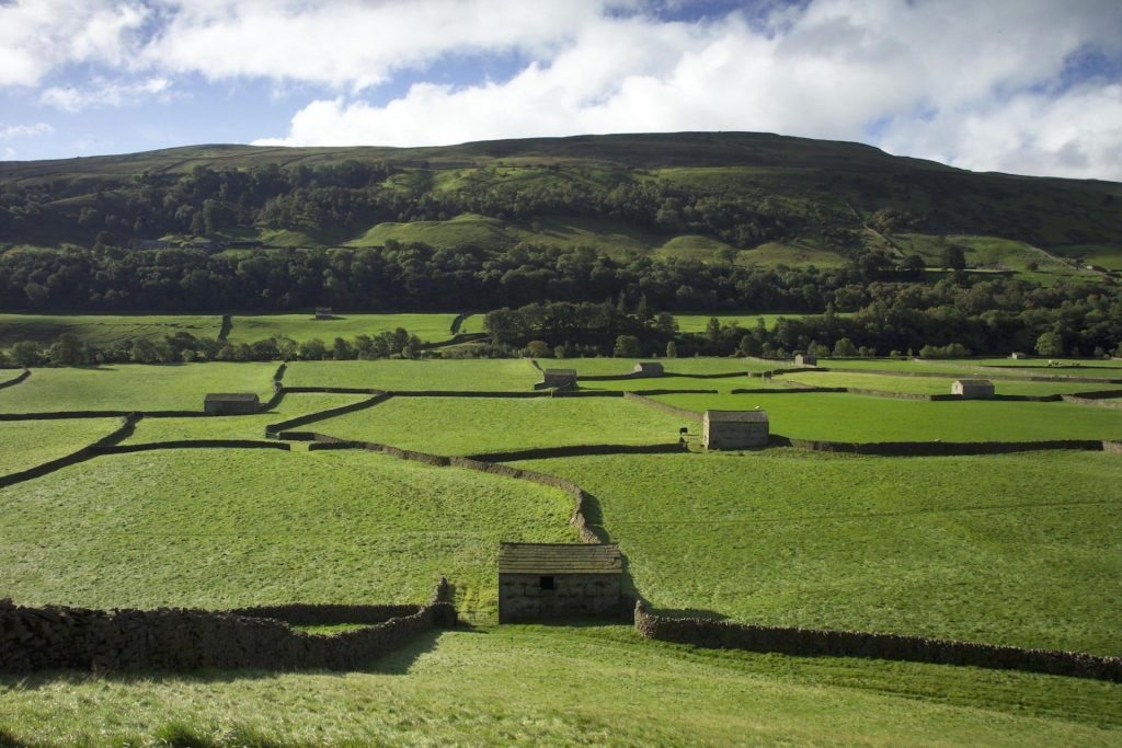 The Yorkshire Dales, half an hour drive