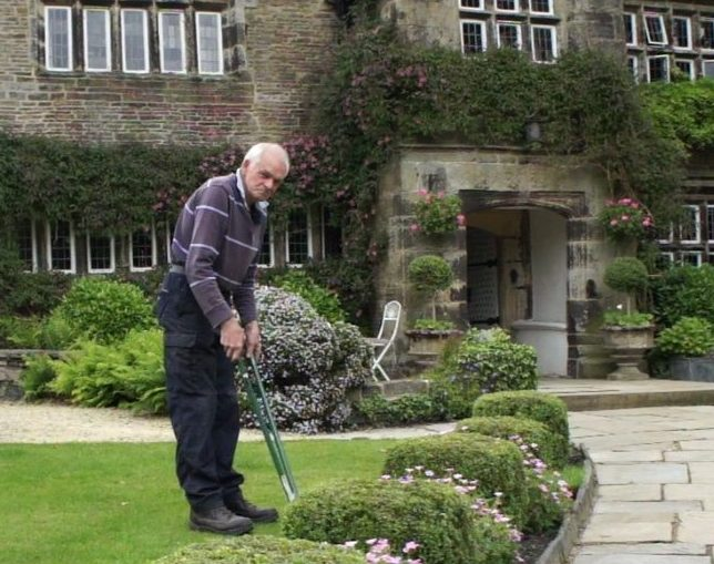 Gardener John