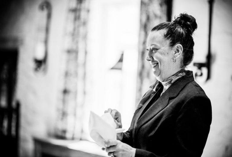 Wedding Master of Ceremonies Tracey