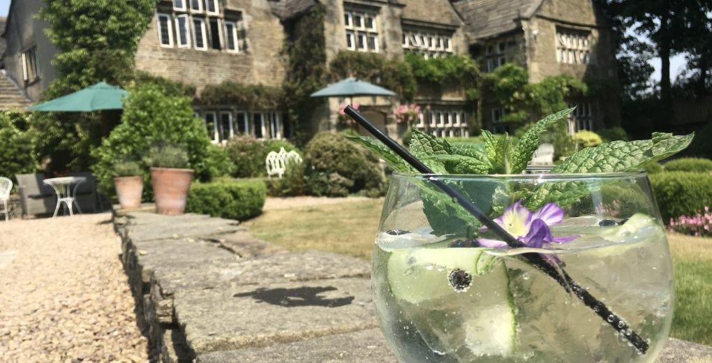 gin and tonic holdsworth house