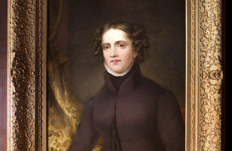 Portrait Anne Lister