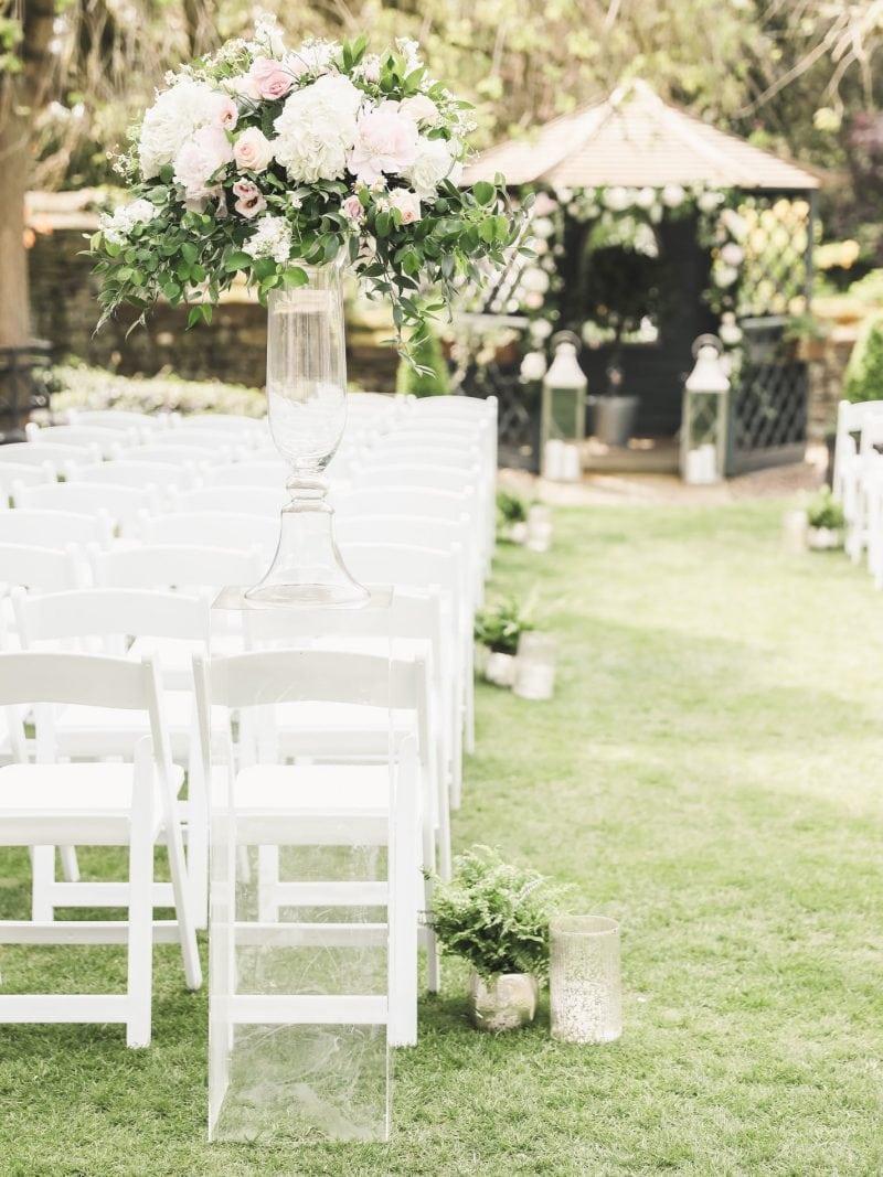 outdoor wedding Yorkshire