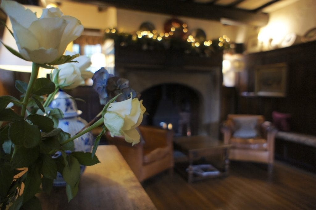 Christmas at Holdsworth House