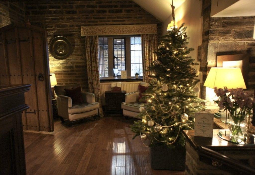 Restaurant Christmas Holdsworth House