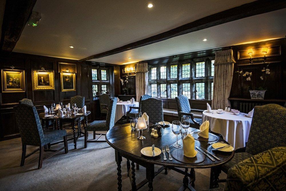 Restaurants Halifax | Holdsworth House Afternoon Tea | Award