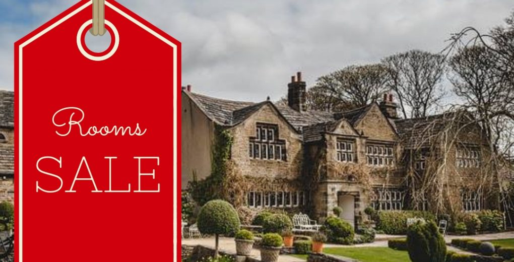 sale at Holdsworth House