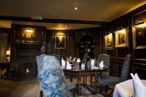 dining room Holdsworth House