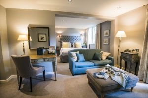 Executive Suite at Holdsworth House