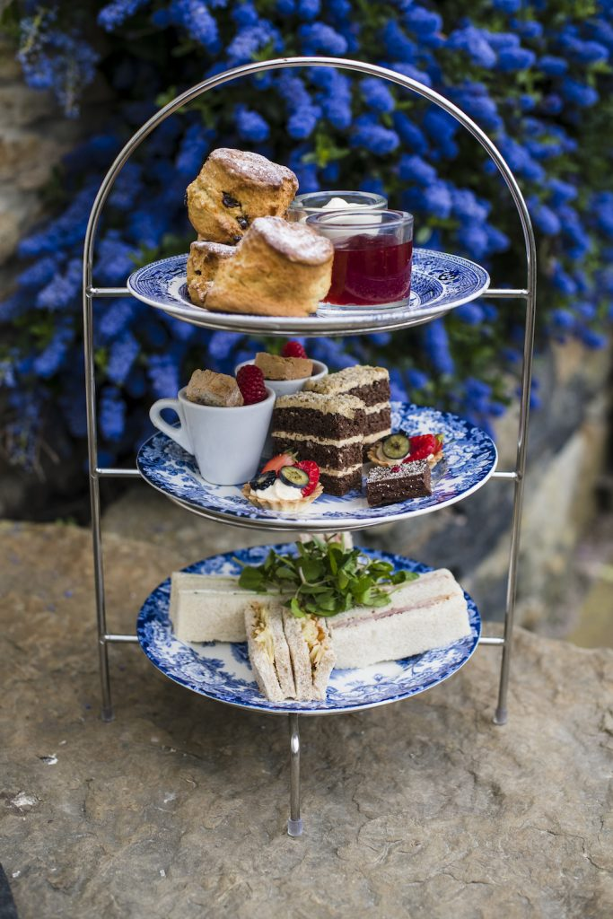 Afternoon tea gardens