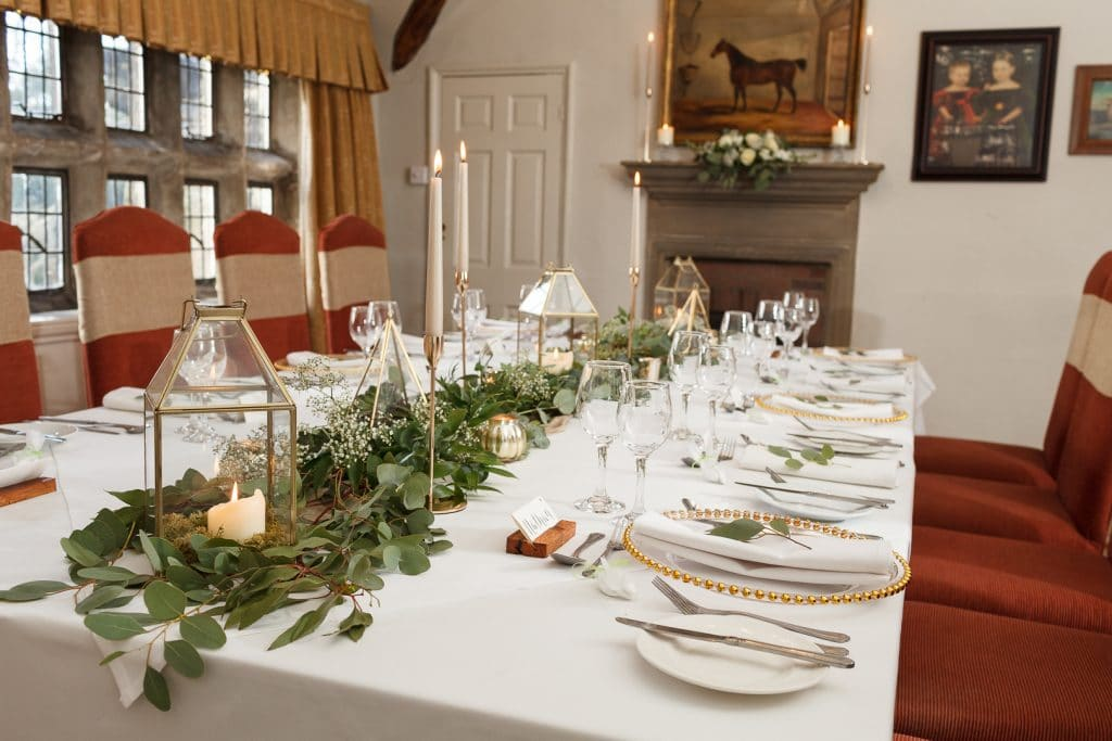 The Ayrton Room for small weddings