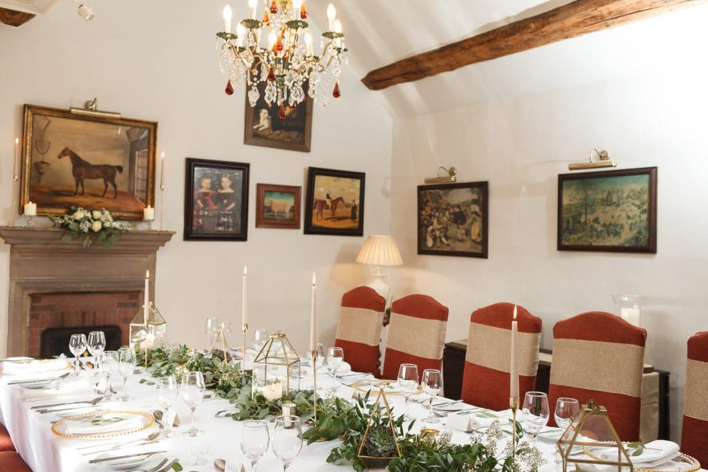 The Ayrton Room