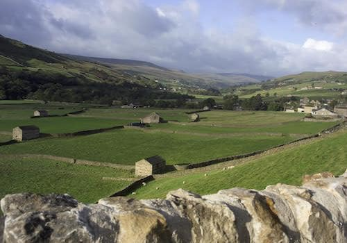 Askrigg Yorkshire Dales banner