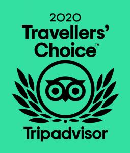 TripAdvisor Traveller' Choice Award