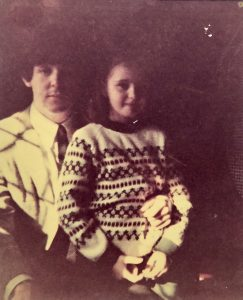Sir Paul McCartney with Kim Pearson, one of the owners of Holdsworth House