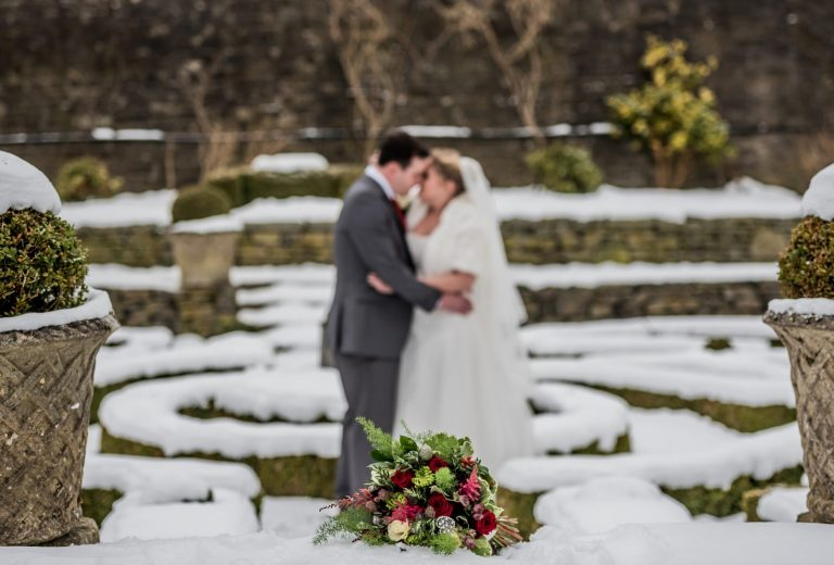 Winter Wedding at Holdsworth House