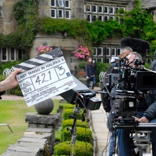Holdsworth House and the filming of Last Tango in Halifax