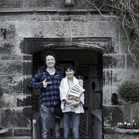 Holdsworth House hotel West Yorkshire Jamie Oliver